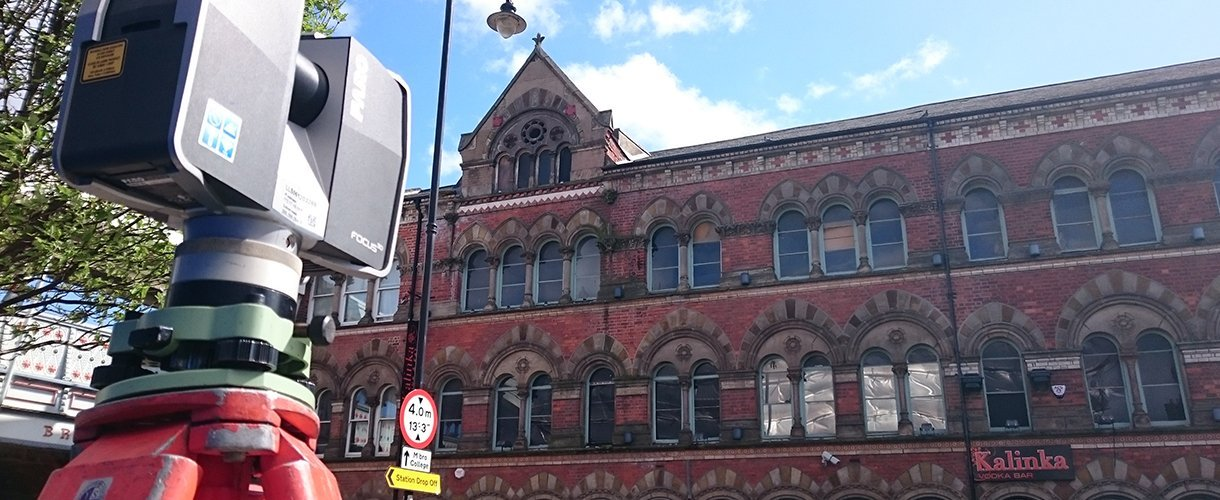 Elevation Survey, Newcastle upon Tyne