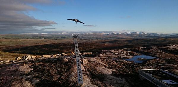 UAV drone survey of a quarry