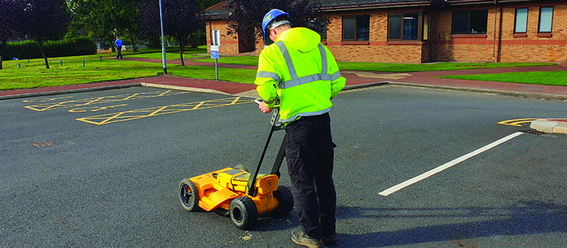 Gpr Usage In Utility Mapping